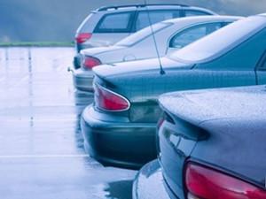 雨で落ちる油脂系コーティング