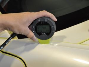 計測機器でお車の状態を診断