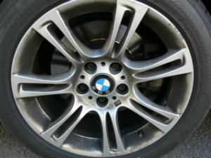 BMWのホイールの汚れ