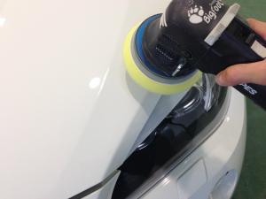 BMW X1磨き